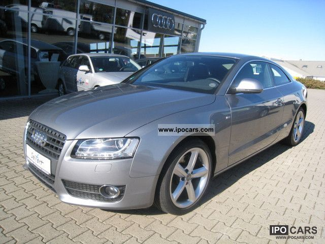 2010 audi a5 coupe 2 0 tfsi s line xenon car photo and specs. Black Bedroom Furniture Sets. Home Design Ideas