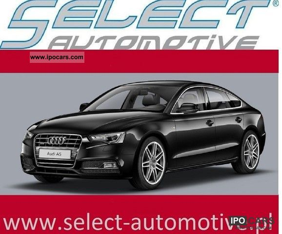 2012 Audi  A5 Sportback 2.0 TFSI NOWY Limousine Used vehicle photo