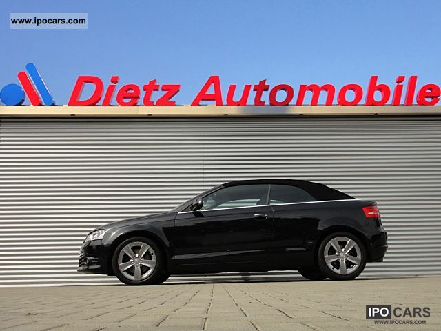 2008 Audi  A3 2.0 TFSI LIKE TO FINANCING ~ ~ ~ ~ ~ Cabrio / roadster Used vehicle photo