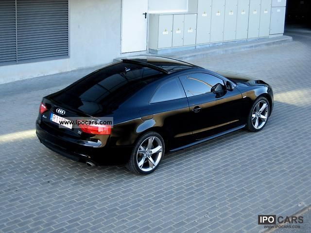 2009 audi a5 3 2 fsi quattro s line car photo and specs. Black Bedroom Furniture Sets. Home Design Ideas