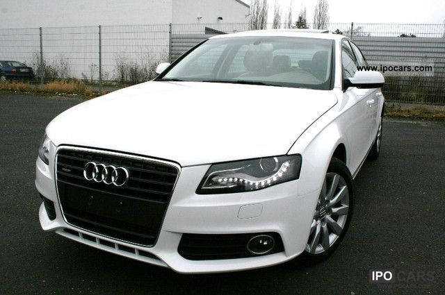 2011 audi a4 2 0 tfsi quattro s tronic led bi xenon. Black Bedroom Furniture Sets. Home Design Ideas
