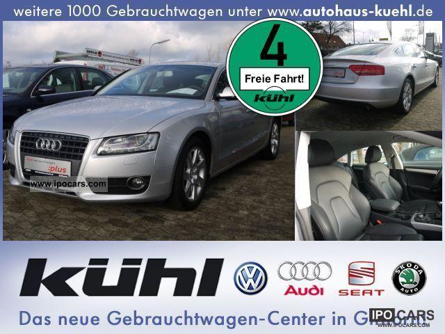 2011 Audi  A5 Sportback 2.0 TFSI (Navi Xenon leather) Limousine Used vehicle photo