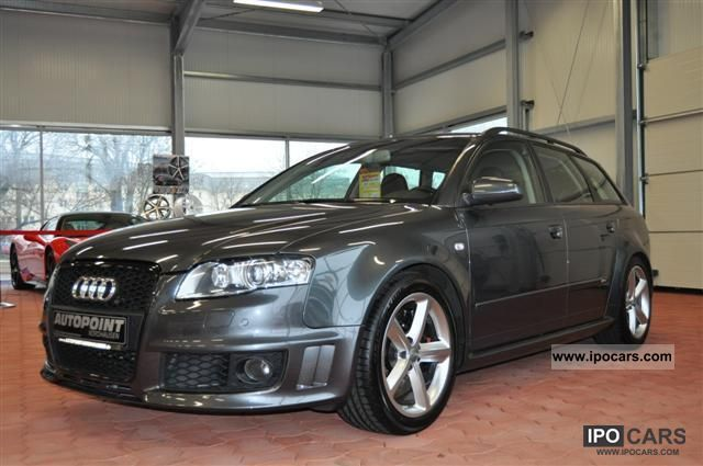 2007 Audi  2.4 RS4 Recaro / Leather / Navi / Xenon / PDC Estate Car Used vehicle photo