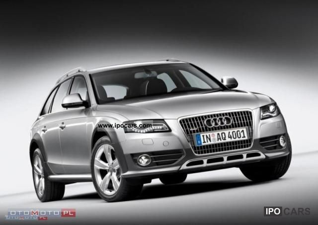 2011 Audi  A4 Allroad NOWY! Estate Car New vehicle photo