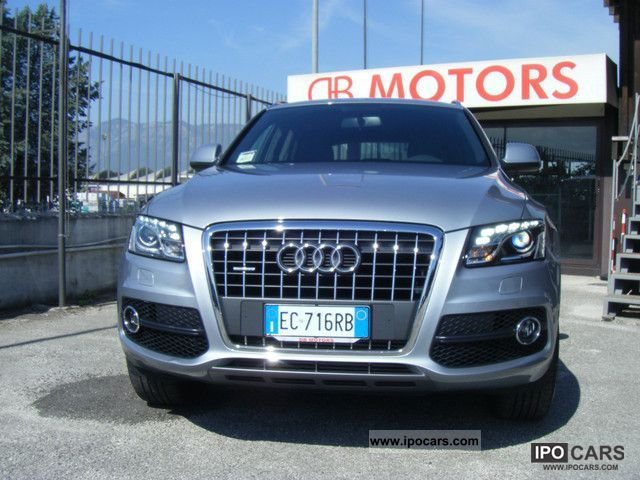 2010 Audi  Q5 2.0 TDI Quattro S-LINE INTER / ESTERNO Off-road Vehicle/Pickup Truck Used vehicle photo