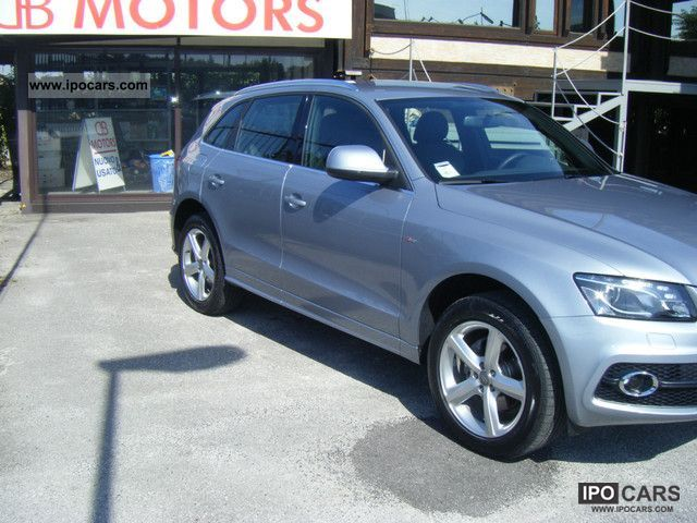 2010 audi q5 2 0 tdi quattro s line inter esterno car photo and specs. Black Bedroom Furniture Sets. Home Design Ideas
