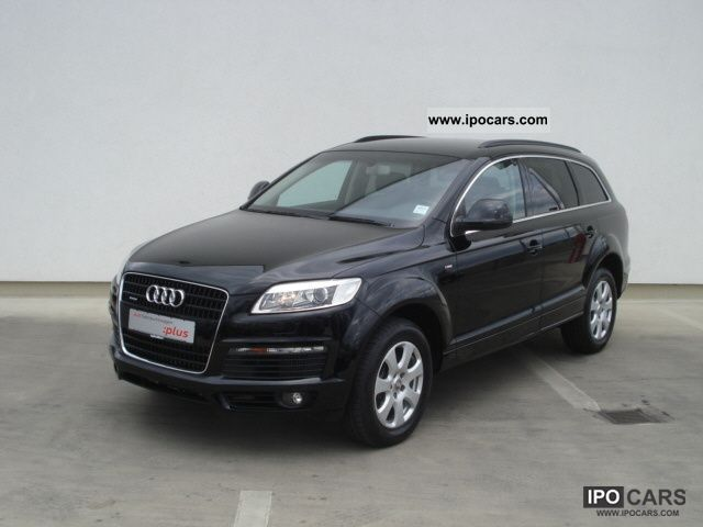 2008 Audi  Q7 MMI navigation system, air conditioning, leather, heated seats, xenon-Pl Off-road Vehicle/Pickup Truck Used vehicle photo