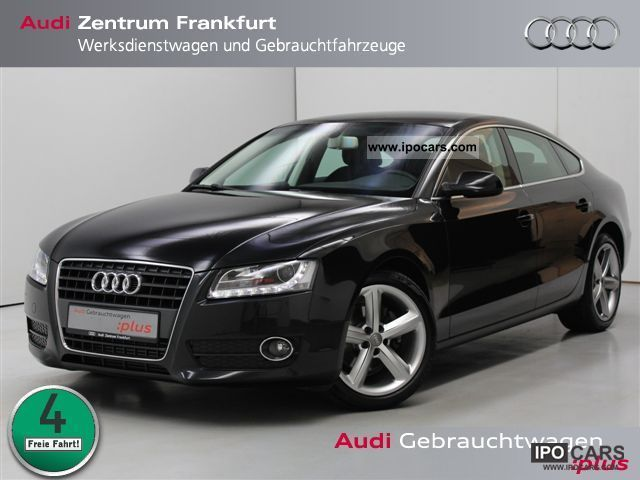 Audi A5 Sportback 2.0 TFSI Multitronic Leather Xenon 2011 Used vehicle ...