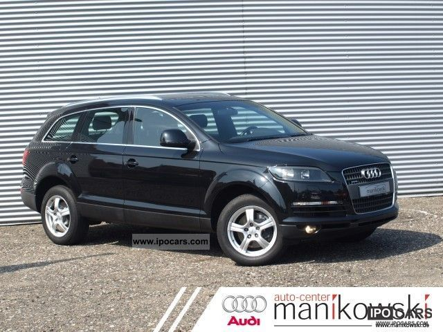 2007 Audi  Q7 3.0 TDI (DPF) quattro Tiptronic, Open Sky Off-road Vehicle/Pickup Truck Used vehicle photo