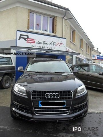 2006 Audi  Q7 V6 3.0 TDI DPF Avus 5PL Off-road Vehicle/Pickup Truck Used vehicle photo