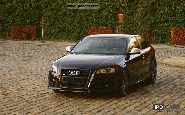 2009 audi s3 facelift full option bose magnetic ride car photo and specs. Black Bedroom Furniture Sets. Home Design Ideas