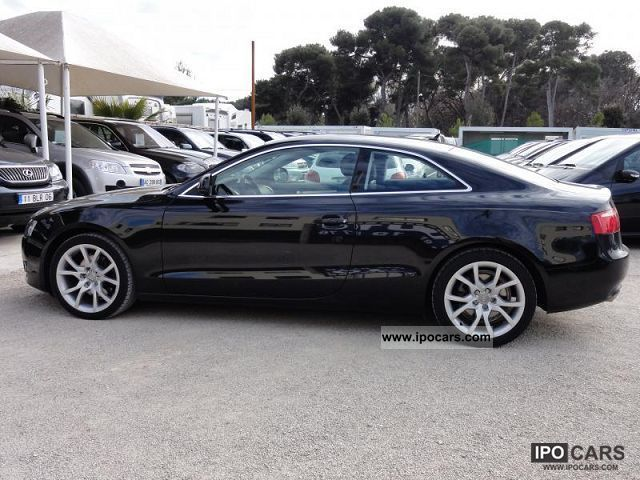 2009 audi a5 2 0 tdi 170 dpf ambition lux car photo and specs. Black Bedroom Furniture Sets. Home Design Ideas