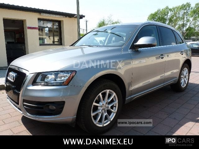 2010 Audi  Q5 3.2 FSI panoramic EXPORT T1 27.900, - € Limousine Used vehicle 			(business photo