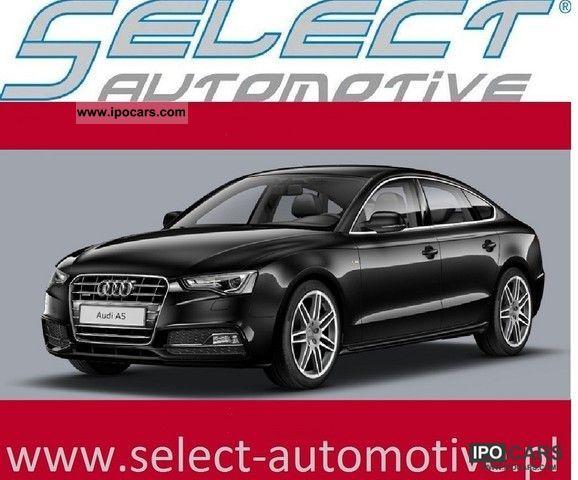 2012 Audi  A5 Sportback 1.8 -12% multitronic Limousine Used vehicle photo