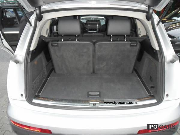 2007 audi q7 door to door deliver francais german car photo and specs. Black Bedroom Furniture Sets. Home Design Ideas