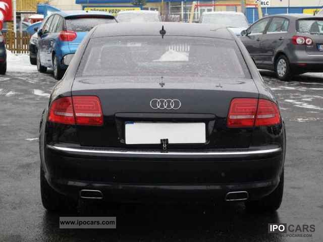 2007 audi a8 6 0 w12 2007 car photo and specs. Black Bedroom Furniture Sets. Home Design Ideas