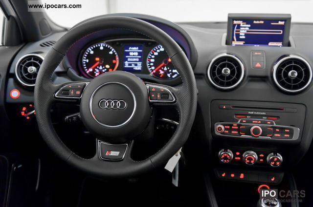 2012 audi a1 ambition 2 0 tdi 6 speed xenon navi leather. Black Bedroom Furniture Sets. Home Design Ideas
