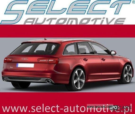 2012 Audi A6 AVANT NOWY 22% DISCOUNT