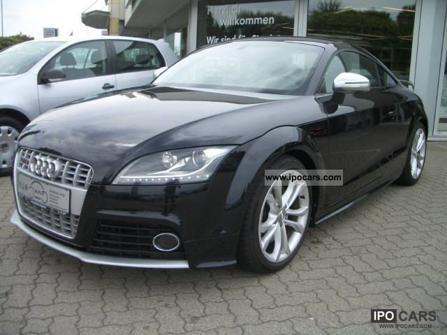 Audi  TTS Roadster 2.0 TFSI Abt Tuning RS Xenon LED optics 2008 Tuning Cars photo