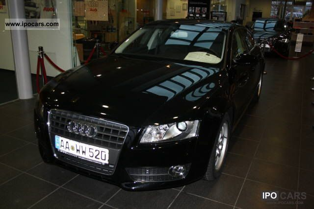 2011 Audi  A5 Sportback 2.0 TFSI 132 (180) kW (PS) 6 speed Limousine Demonstration Vehicle photo