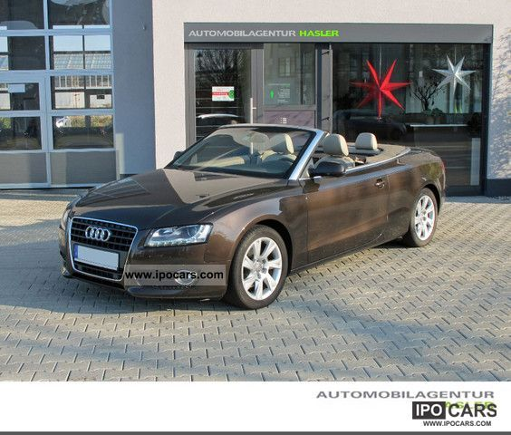 Used Audi Convertible: Cabrio / Roadster Vehicles With Pictures (Page 27