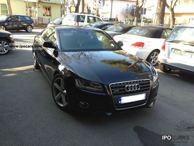 2009 audi a5 2 7 v6 tdi f ap multitronic s line car photo and specs. Black Bedroom Furniture Sets. Home Design Ideas