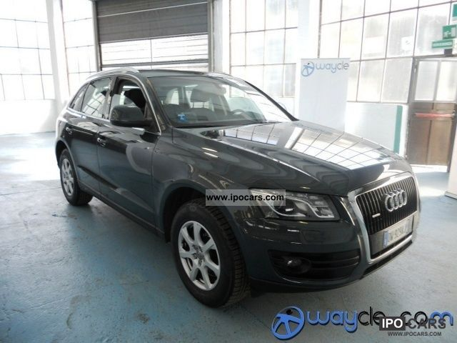 2009 audi q5 3 0 tdi v6 f ap quattro s tronic car photo and specs. Black Bedroom Furniture Sets. Home Design Ideas
