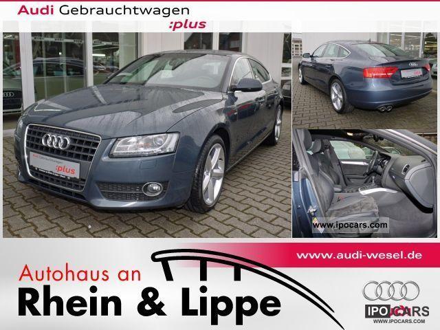 2011 Audi  A5 Sportback 2.0 TDI S line Limousine Used vehicle photo
