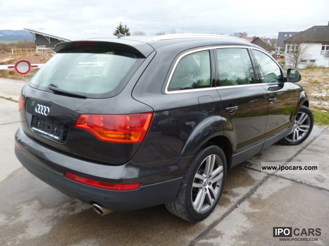 2007 audi q7 tdi 20 car photo and specs. Black Bedroom Furniture Sets. Home Design Ideas