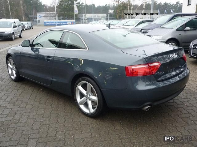 2008 audi a5 3 0 tdi coup leather tv drive select xen car photo and specs. Black Bedroom Furniture Sets. Home Design Ideas