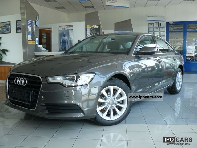 2008 audi a6 (c7), 2.0 tdi 177ps! new! - car photo and specs