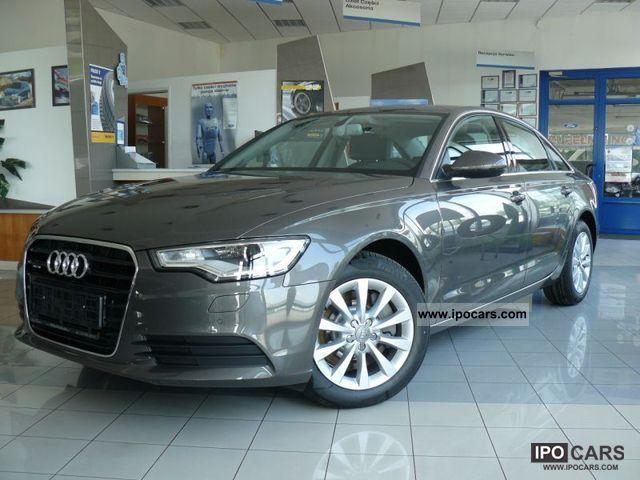2008 Audi  A6 (C7), 2.0 TDI 177PS! NEW! Limousine New vehicle photo