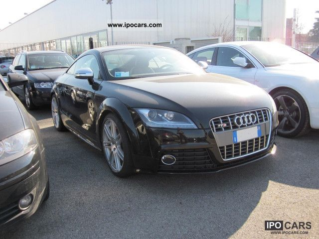 2010 audi tts coupe s tronic car photo and specs. Black Bedroom Furniture Sets. Home Design Ideas