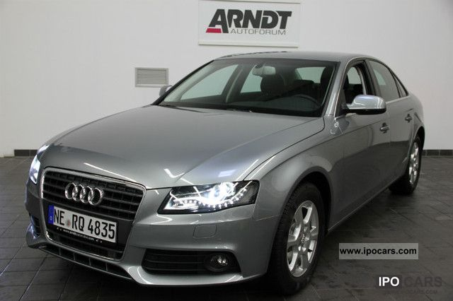 2011 Audi A4 2.0 TFSI Multitronic atmosphere, 18  - Car Photo and ...