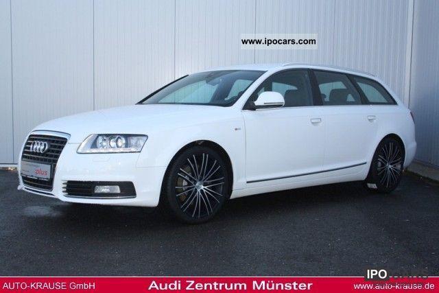 2009 Audi  A6 Avant S-Line S-2.7 TDI Automatic Multitr Estate Car Used vehicle photo