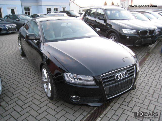 2009 audi a5 2 7 tdi dpf car photo and specs. Black Bedroom Furniture Sets. Home Design Ideas