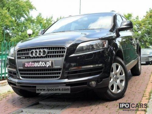 2007 Audi  Q7 PEWNE CAR! 3.6 QUATTRO, Skora, AUTOMATIC! Off-road Vehicle/Pickup Truck Used vehicle photo