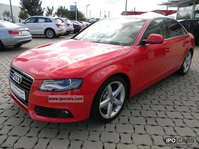 2009 audi a4 3 2 quattro tiptronic fully equipped car photo and specs. Black Bedroom Furniture Sets. Home Design Ideas