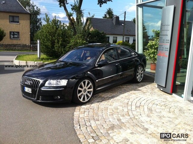 2006 Audi A8 4 2 Tdi 400hp Unique Car Photo And Specs