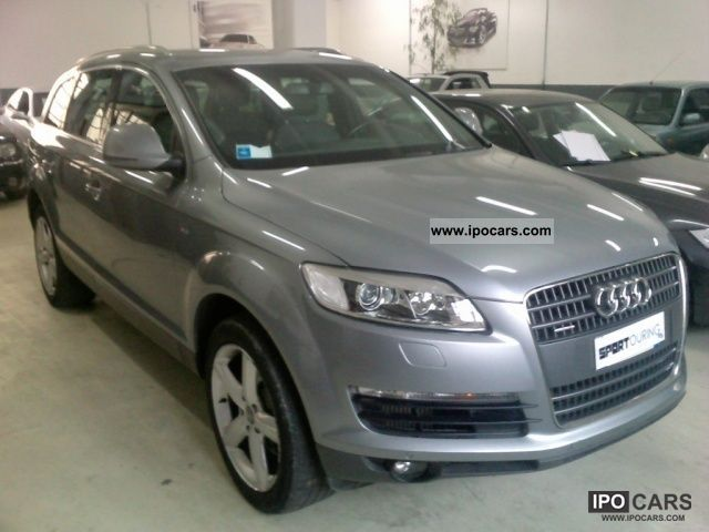 2009 Audi  Q7 V6 3.0 TDI 240 CV F.AP.qu. Tip. Adv.Plus Off-road Vehicle/Pickup Truck Used vehicle photo