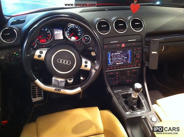 2007 Audi Rs4 Cabriolet Car Photo And Specs