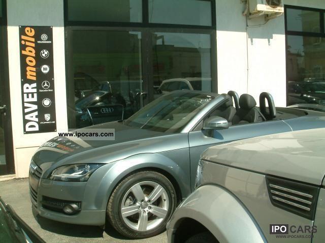 2010 Audi TT Roadster 2.0 TDI quattro Cabrio / roadster Used vehicle ...