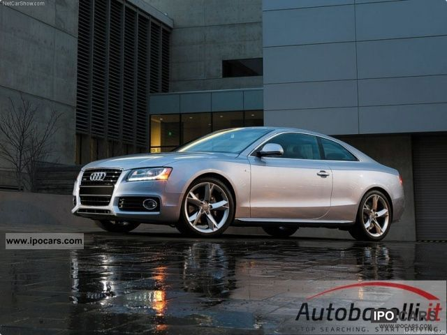 2011 Audi  A5 TDI COMPRO CAR IN pagamento Contanti Sports car/Coupe Used vehicle photo
