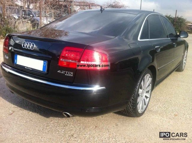 2009 audi a8 4 2 tdi quattro related infomation specifications weili automotive network. Black Bedroom Furniture Sets. Home Design Ideas