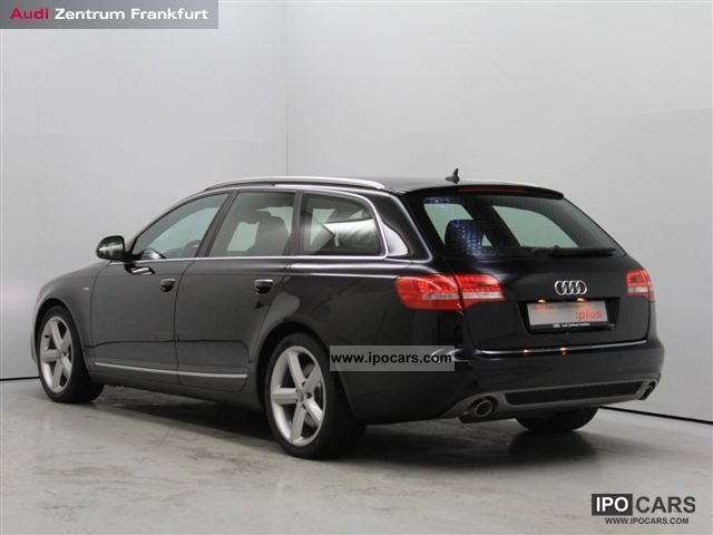2009 audi a6 avant s line 3 0 tdi quattro tiptronic navigation car photo and specs. Black Bedroom Furniture Sets. Home Design Ideas