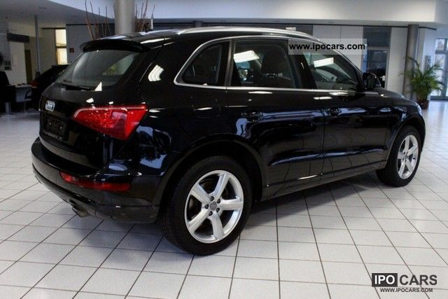 2009 audi q5 3 0 tdi quattro v6 auto leather navigation xenon car photo and specs. Black Bedroom Furniture Sets. Home Design Ideas