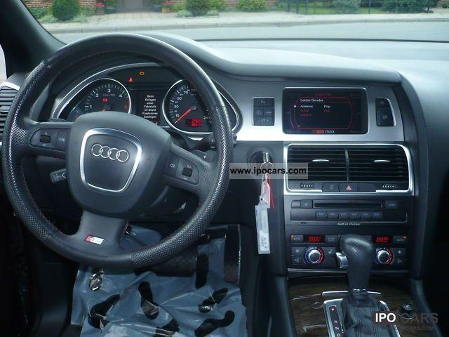 2006 Audi Q7 Quattro 3.0 TDi S-Line - Car Photo and Specs