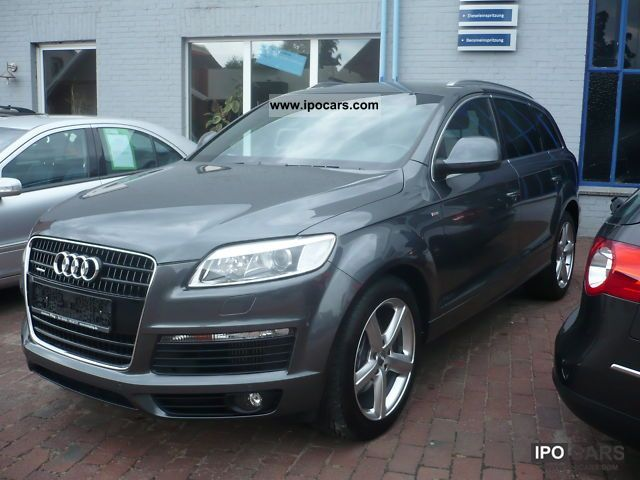 2006 audi q7 quattro 3 0 tdi s line car photo and specs. Black Bedroom Furniture Sets. Home Design Ideas