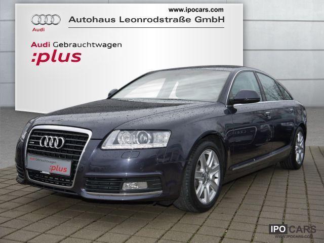 2010 Audi  A6 Saloon 3.0 TDI qu. Luftfed. el.SD Standhz. Limousine Used vehicle photo
