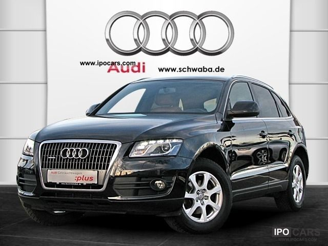 2009 audi q5 2 0 tdi dpf quattro navi xenon climatroni car photo and specs. Black Bedroom Furniture Sets. Home Design Ideas